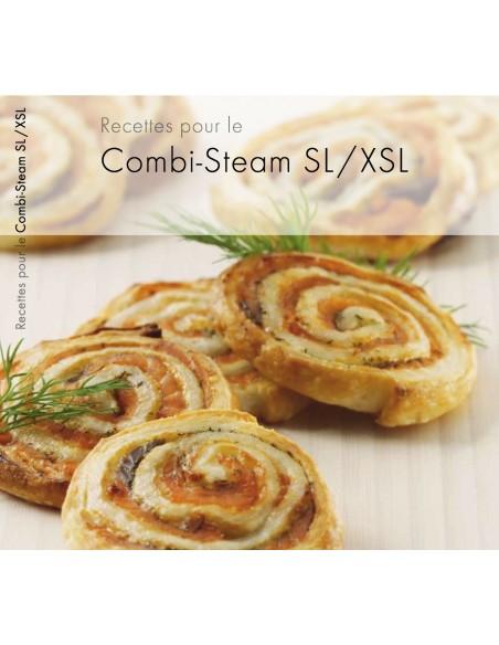 Livre de recettes gratuit pour le four à vapeur Combi-Steam ZUG