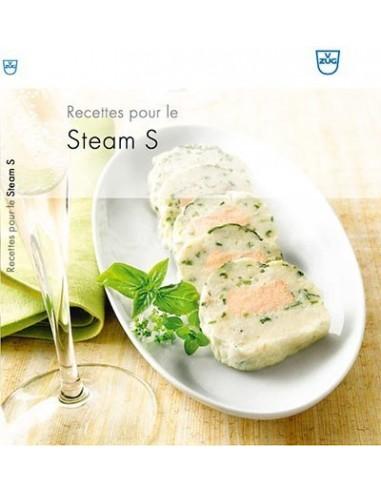 Livre de recettes gratuit pour le four à vapeur Steam S ZUG