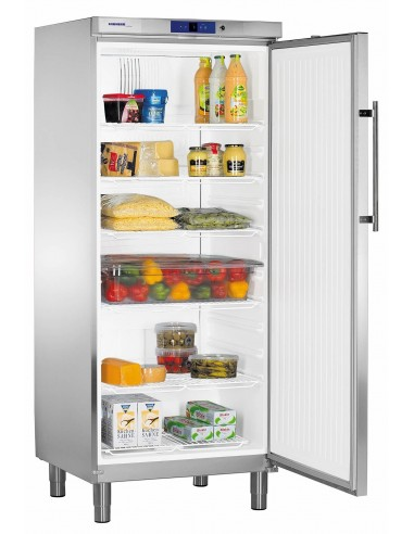 Refrigerateur professionnel inox