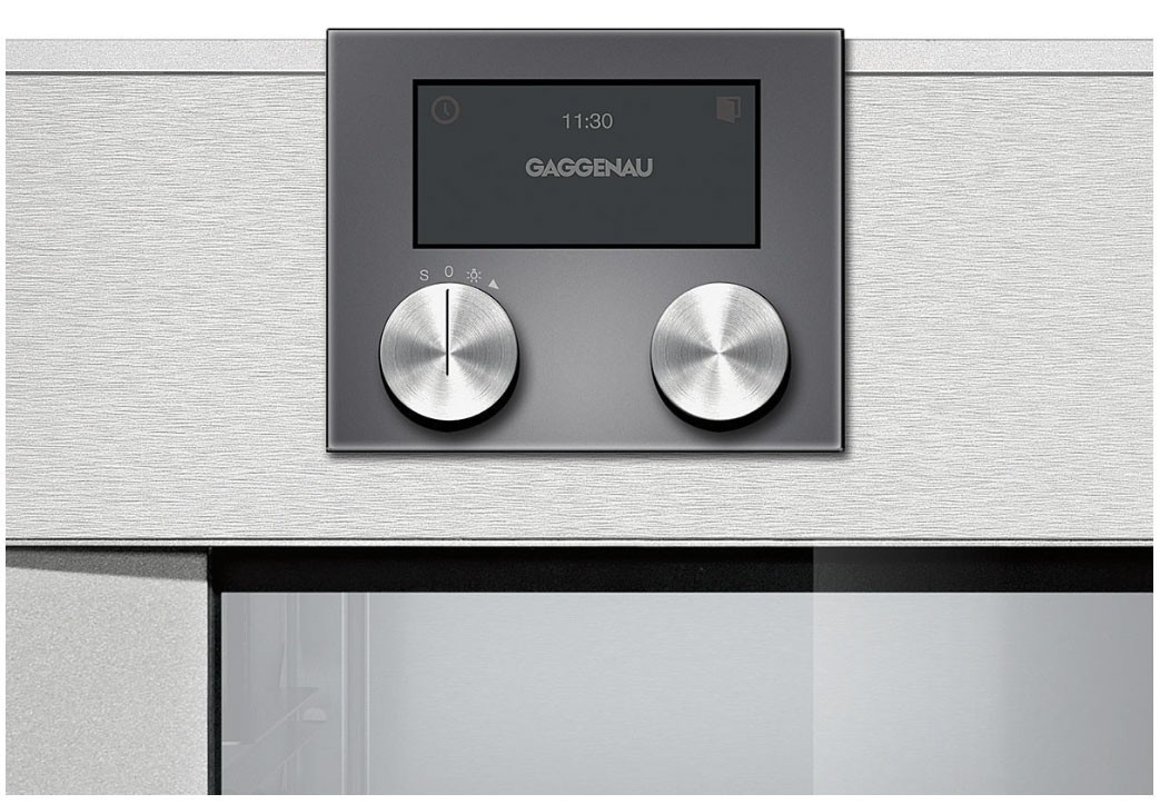 four combi vapeur gaggenau bs 450 111 inox gen ve. Black Bedroom Furniture Sets. Home Design Ideas