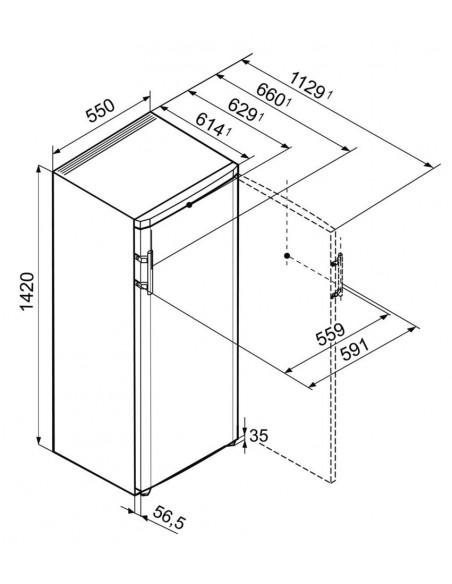 Liebherr Ksl 2814 Dimensions