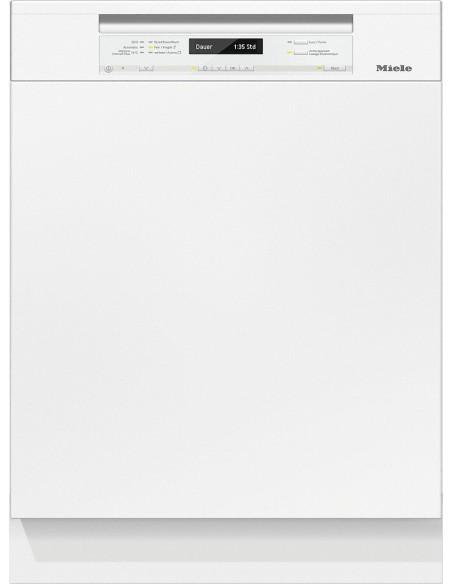 Miele G 16720-60 SCi blanc
