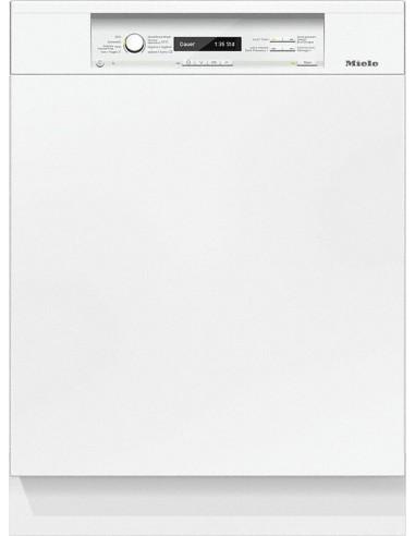 Miele G 16840-60 SCi blanc