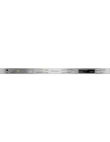 Miele G 26895-60 SCVi XXL K2O - Tableau de bord