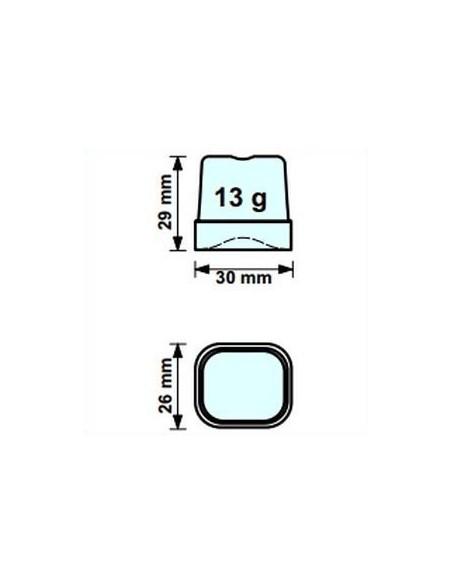 Brema CB 184 - Forme des glaçons