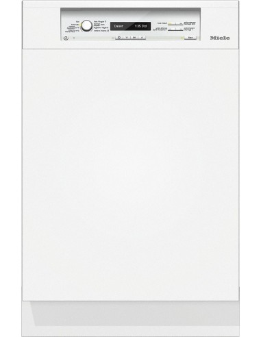 Miele G 3525-55 SCi blanc