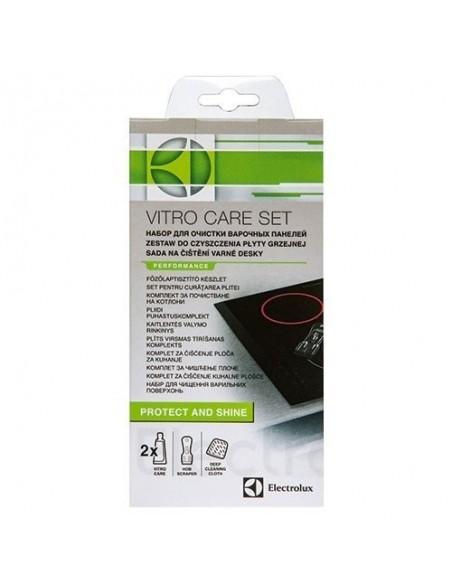 Kit de nettoyage pour vitroceram