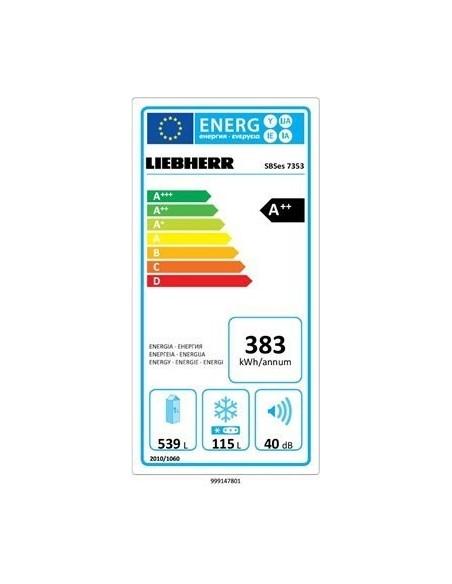 SBSes 7353 - Classe énergétique