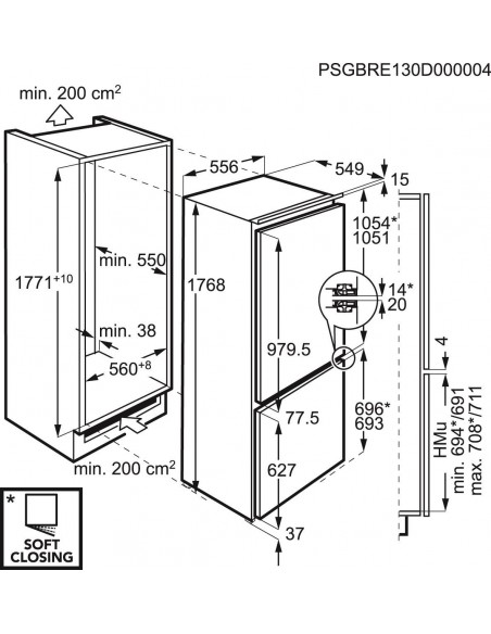 Electrolux IK 2755 B