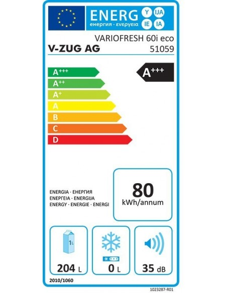 ZUG VarioFresh 60i eco
