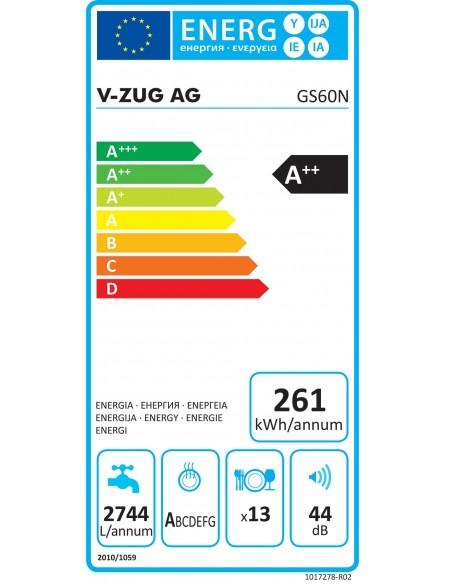 ZUG Adora 60 Ni Blanc Grand Volume