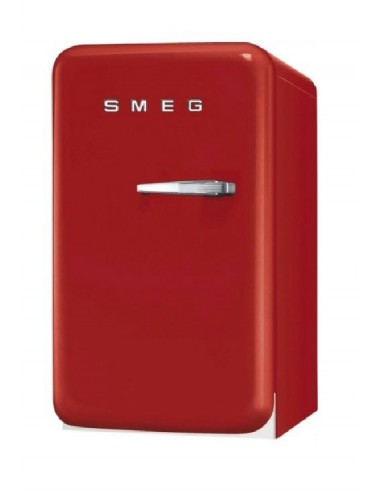 r frig rateur smeg fab5lrd rouge charni re gauche. Black Bedroom Furniture Sets. Home Design Ideas