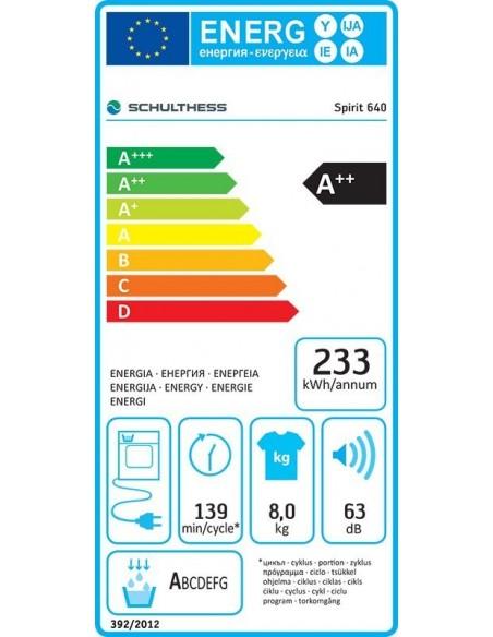 Schulthess Spirit 640 anthracite