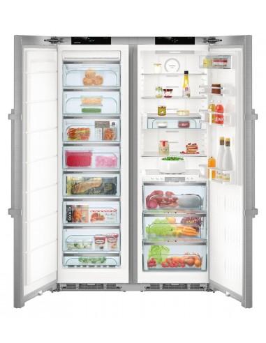 Liebherr SBSes 8663 Premium BioFresh NoFrost IceMaker