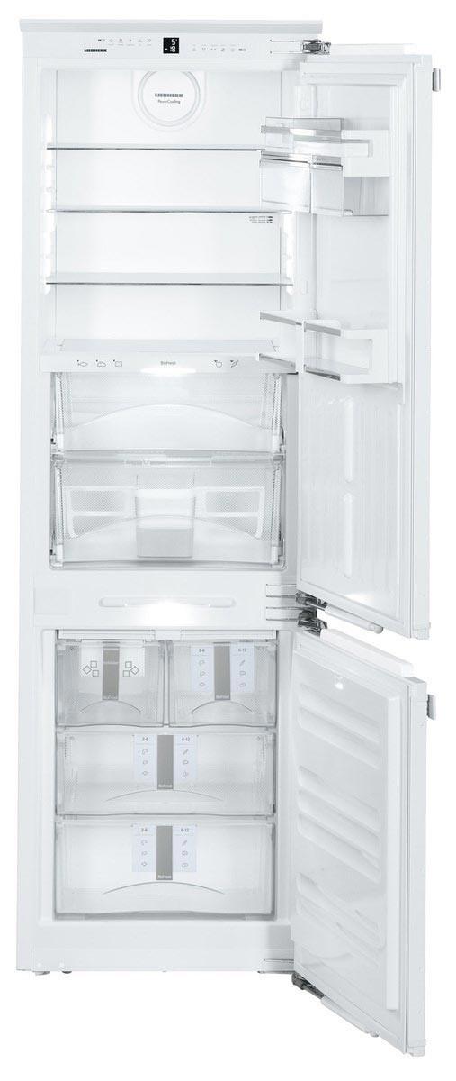 r frig rateur encastr liebherr icbn 3386 premium biofresh nofrost. Black Bedroom Furniture Sets. Home Design Ideas