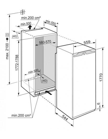 Liebherr IKBP 3520 Comfort BioFresh