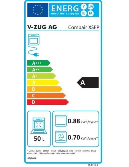 Zug Combair XSEP 60 ChromClass