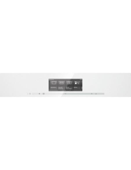 Miele DGM 6800-60 blanc