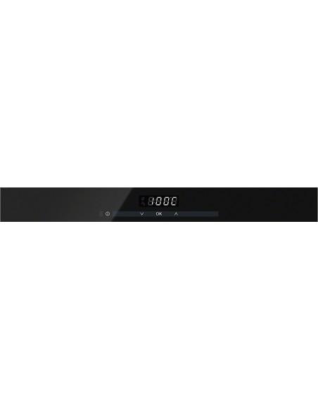 Four à vapeur Miele DG 6010-CH S Tableau de bord