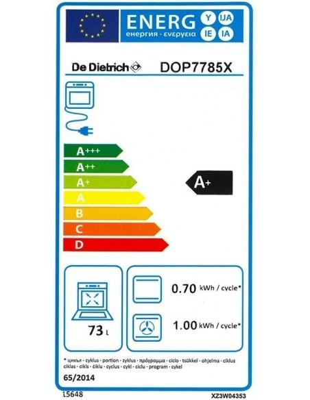 De Dietrich DOP7785X