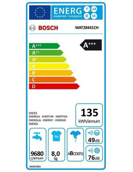 Bosch WAT28441CH