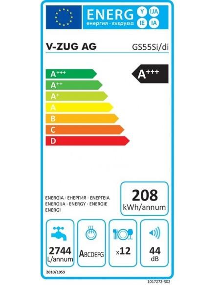 ZUG Adora 55 Si ChromClass