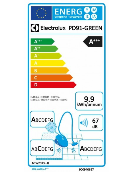 Electrolux Pure D9 PD91-Green