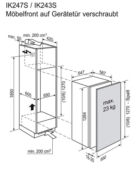 Electrolux IK243 S