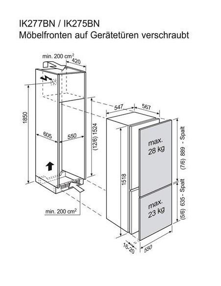 Electrolux IK275BN