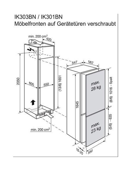 Electrolux IK301BN