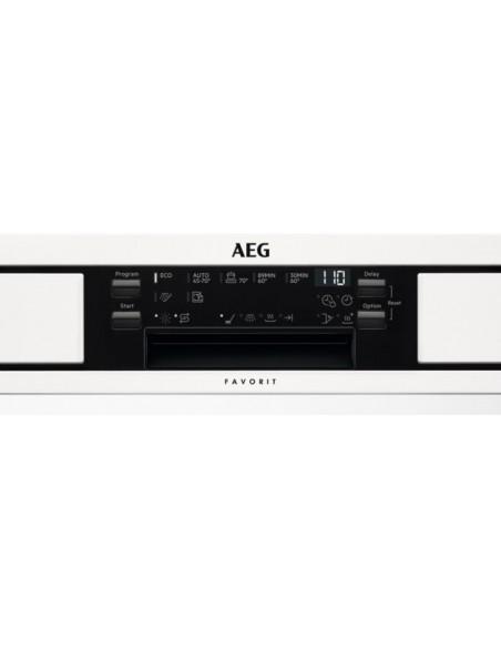 AEG Favorit GS60AIW - Commande