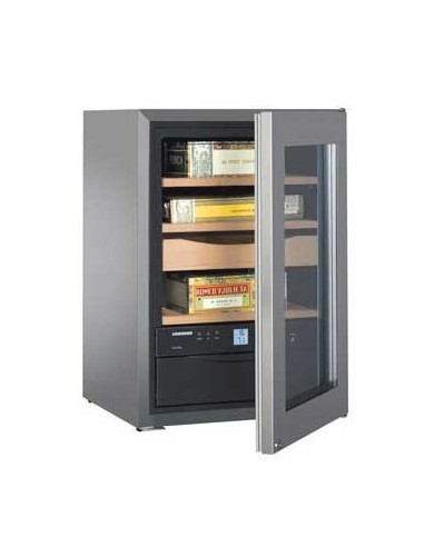 Humidor Liebherr ZKES 453 pour cigares 45 litres