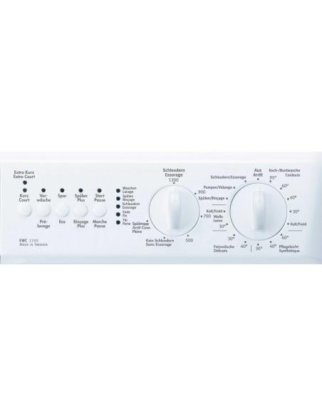 Electrolux EWC1350 - commande