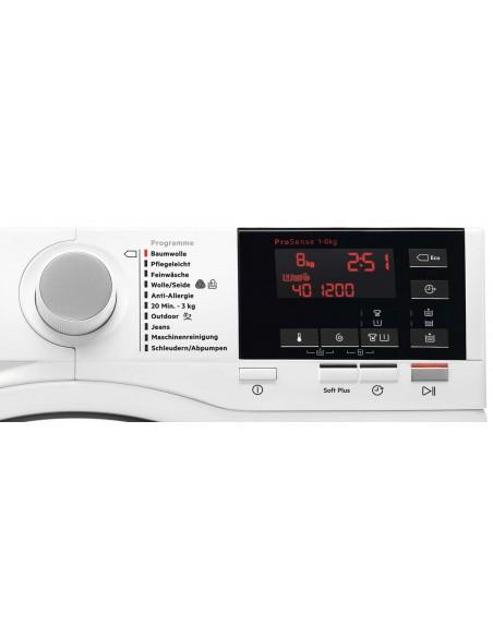 Electrolux WAL5E300 - commande