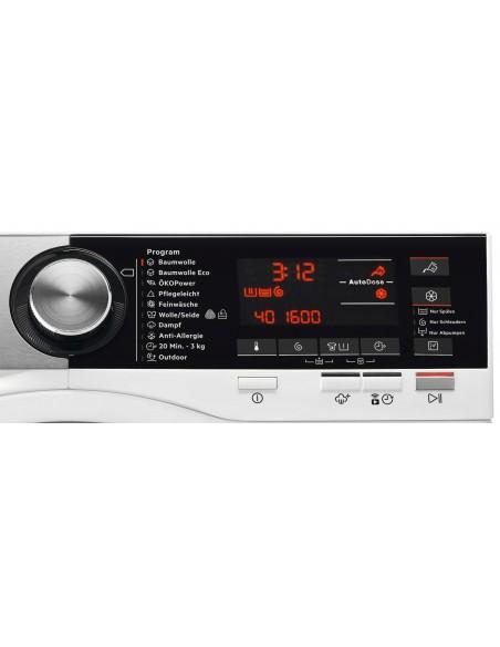 Electrolux WASL3IE300 - commande