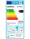 Siemens WT43RV00CH iQ300 - consommation