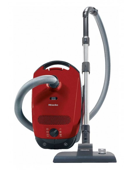 Miele Classic C1 Easy Red PowerLine