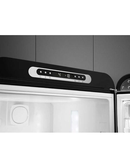 Smeg FAB32RBL3 Noir - Ch. droite - commande