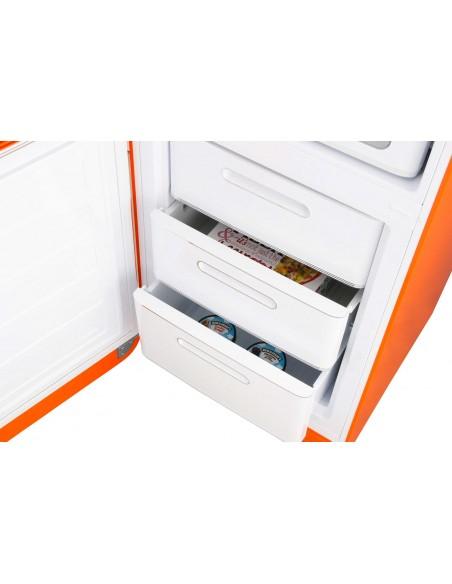 Smeg FAB32LOR3 Orange - Ch. gauche - congélateur