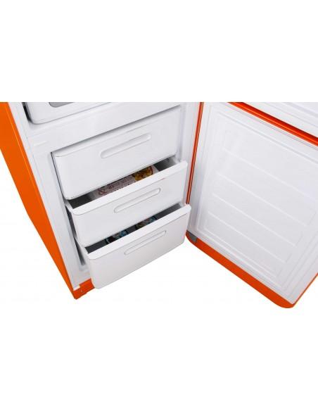 Smeg FAB32ROR3 Orange - Ch. droite - congélateur
