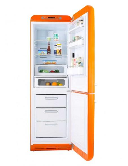 Smeg FAB32ROR3 Orange - Ch. droite - ouvert