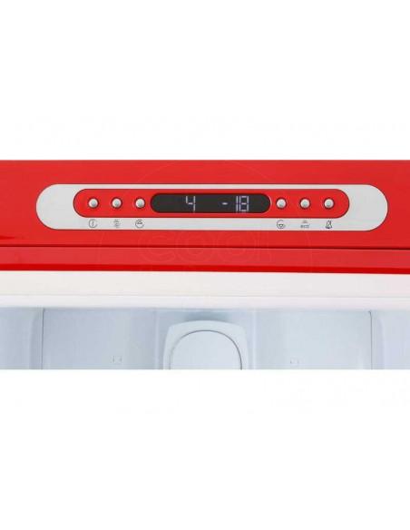 Smeg FAB32RRD3 Rouge - Ch. droite - commande
