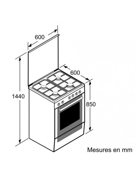 Siemens HX9R3AI20 - dimensions