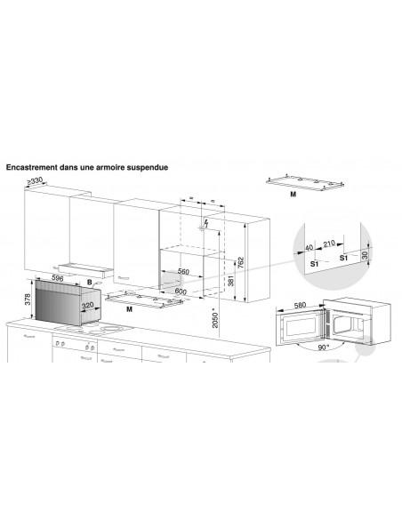ZUG Miwell V400 - dimensions