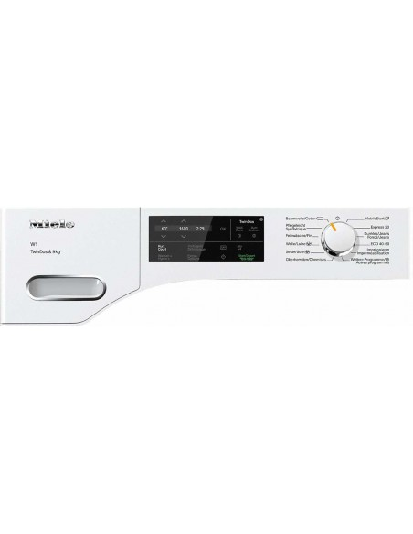 Miele WWG 700-60 CH Warmwater - commande