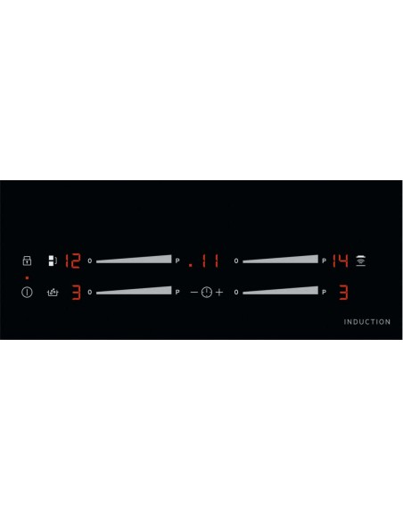 Electrolux GK69TSiBO Maxima - commande slider