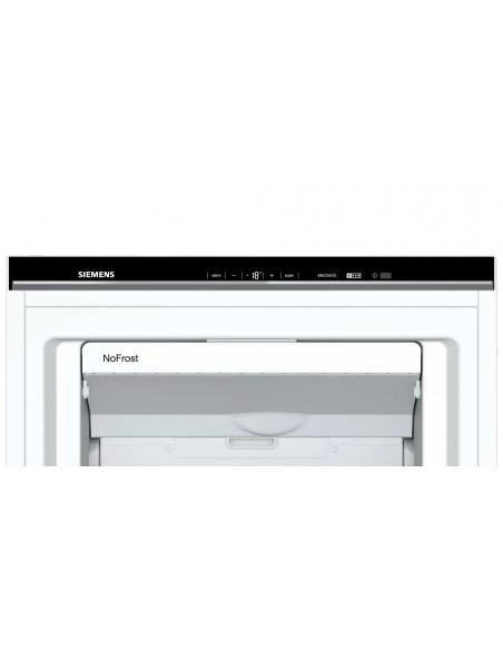 Siemens GS58NAWEP NoFrost - commande