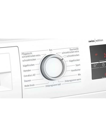 Bosch WTR87T50CH Série 6 - programme