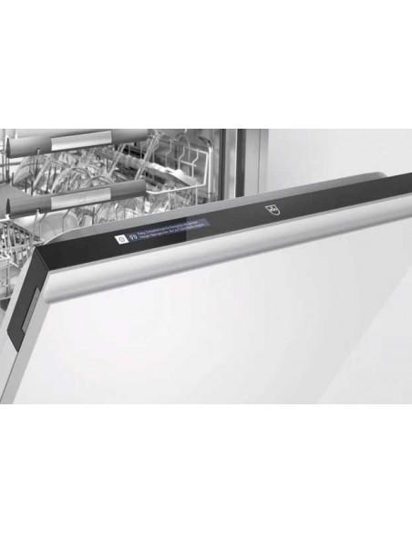 ZUG Adora Vaisselle V4000 intégré 55cm tiroir à couverts - Ecran LCD