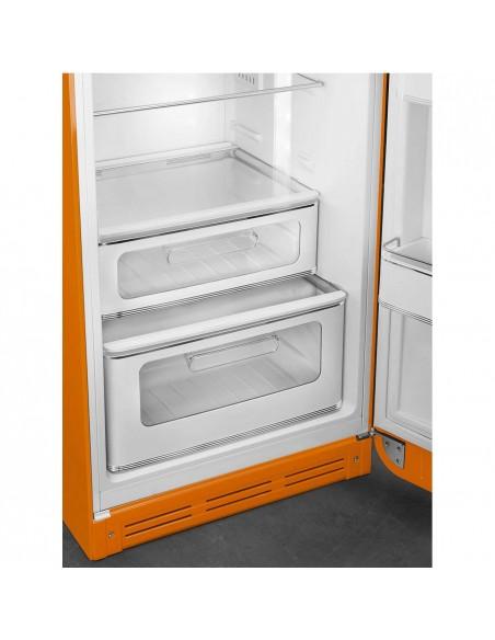 Smeg FAB30ROR3 Orange - Ch. droite - tiroirs à légumes